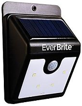 Jml Ever Brite Solar-Powered Garden And Security