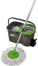 JML Whizz Microfibre Mop and Bucket Set