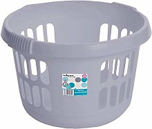 JMS® Plastic Round Laundry Washing Up Storage