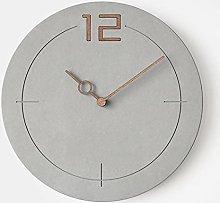 JMSTT Wall Clock Modern Minimalist Creative Wall