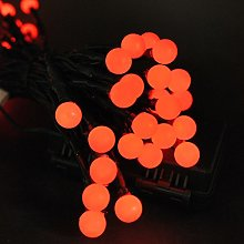 JnDee™ 20LED Holly Berry Festive Fairy Lights