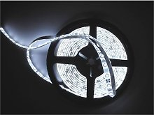 JnDee 5050SMD Cool White 5M (16.4ft) 300 Super