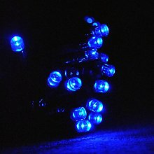 JnDee Safe Voltage 1000 Bright LEDs 100M Blue