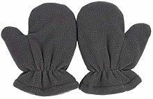 JNML Thick Gloves Kids Winter Fleece Gloves