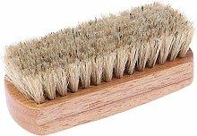 JNT Boot Brush Cleaner Shine Shoe Pig Bristles