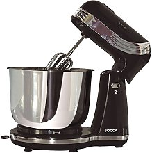 JOCCA Stand Mixer Set, 250 W, Black