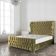 Jocelyn Upholstered Bed Frame Willa Arlo Interiors