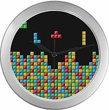JOCHUAN Wall Clock Color Game Three-dimensional