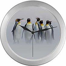 JOCHUAN Wall Clock For Bathroom Group King