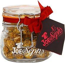 Joe and Seph's Kilner Jar of Cheese on Toast