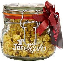 Joe and Seph's Kilner Jar of White Chocolate