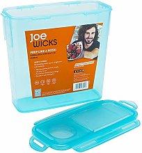 Joe Wicks Storage - 3400ml Cereal Box blue