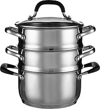 John Lewis & Partners 'The Pan' Stainless