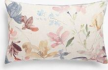 John Lewis & Partners Abelia Cushion, Pink