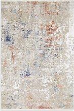 John Lewis & Partners Abstract Multi Rug