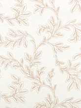 John Lewis & Partners Acanthus Embroidered Furnishing Fabric
