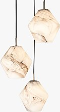 John Lewis & Partners Ada 3 Pendant Ceiling Light,