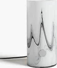 John Lewis & Partners Ada Marble Touch Lamp,