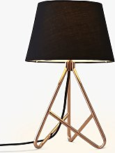 John Lewis & Partners Albus Twisted Table Lamp