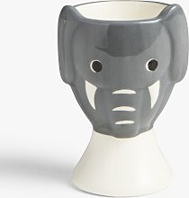 John Lewis & Partners Animals Elephant Egg Cup,