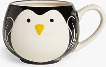 John Lewis & Partners Animals Penguin Stoneware