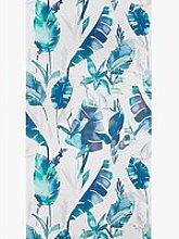 John Lewis & Partners Aralia Wallpaper, Navy