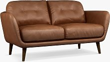 John Lewis & Partners Arlo Small 2 Seater Leather