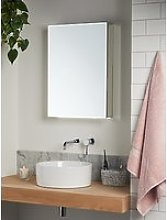 John Lewis & Partners Aspect Single Mirrored and