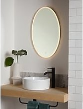Oval Bathroom Mirrors Shop Online And Save Up To 62 Uk Lionshome