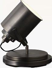 John Lewis & Partners Avery Flood Lamp, Pewter
