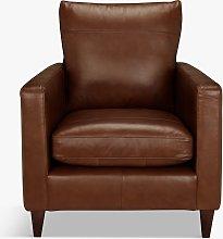 John Lewis & Partners Bailey Leather Armchair,