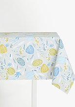 John Lewis & Partners Beata PVC Tablecloth Fabric,