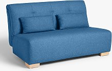 John Lewis & Partners Block Large Sofa Bed, Light