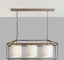 John Lewis & Partners Boundary Bar Ceiling Light,