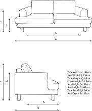 John Lewis & Partners Broadview Small 2 Seater Sofa