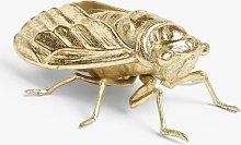 John Lewis & Partners Bug Sculpture, Gold