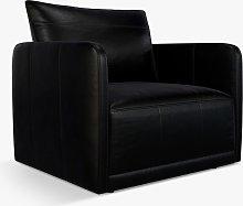 John Lewis & Partners Bundle Leather Armchair