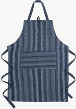 John Lewis & Partners Butcher's Stripe Apron,