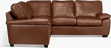 John Lewis & Partners Camden 5+ Seater Leather