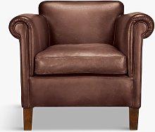 John Lewis & Partners Camford Leather Armchair