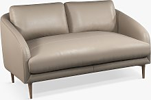 John Lewis & Partners Cape Small 2 Seater Leather