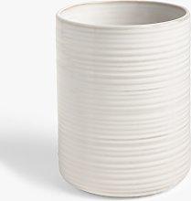 John Lewis & Partners Ceramic Utensil Holder, 2L,