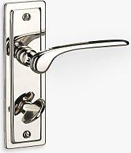John Lewis & Partners Como Lever Lock, Polished