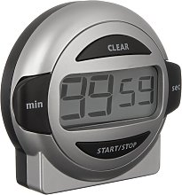 John Lewis & Partners Easy To Read Kitchen Timer,