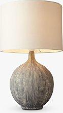 John Lewis & Partners Ebony Table Lamp