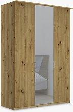 John Lewis & Partners Elstra 150cm Mirrored 3