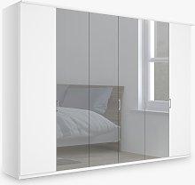 John Lewis & Partners Elstra 300cm Mirrored 6