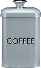 John Lewis & Partners Enamel Coffee Canister