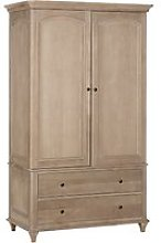 John Lewis & Partners Etienne Double Wardrobe, Oak