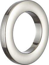 John Lewis & Partners Eyelet Curtain Rings, Pack